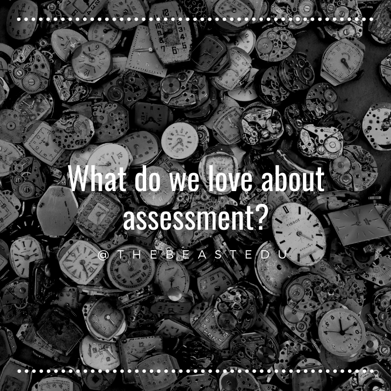 What do we love about assessment_